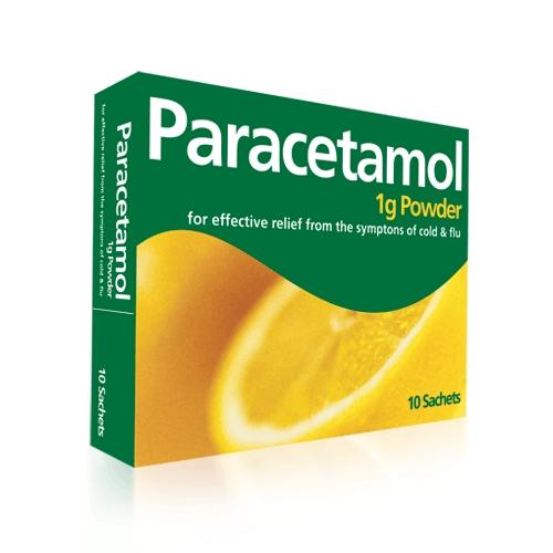 В аптеках перестали продавать парацетамол